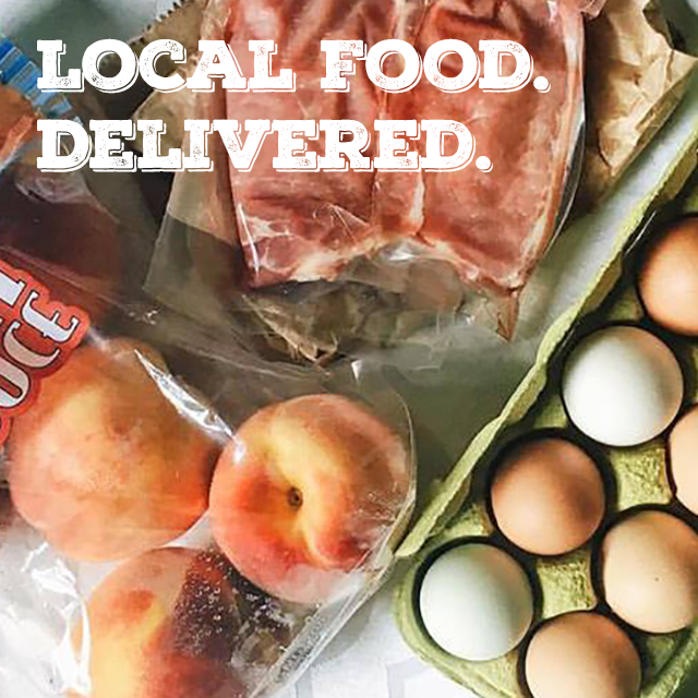 Local Food. Delivered.